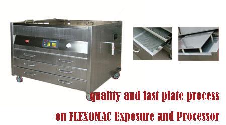 Flexo Plate Maker (Stand Type)