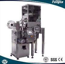 Automatic triangle tea bag packing machine double chamber coffee bag package machine