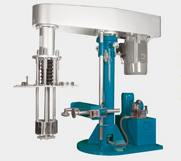 RT-LM Industrial Basket Sand Mill/Bead Mill