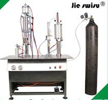 hot sale fresh air Spray Can Filling Machine