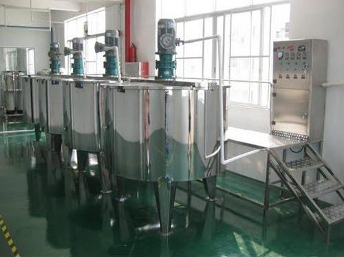 Mwsl Shampoo Manufacturing Plant