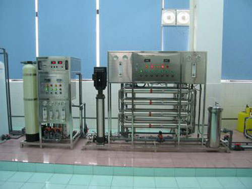 MWT RO water treatment machine