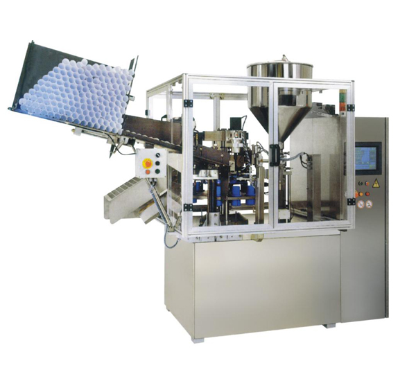 MWSF Soft tube filling and sealing machine