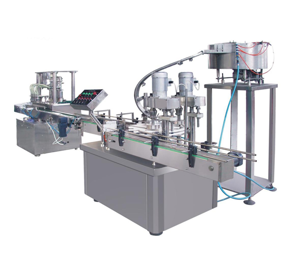 MWFJ Automatic plunger type cream filling machine