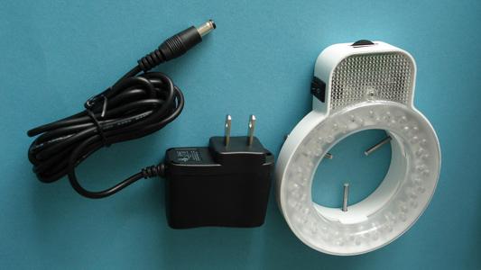 ring led light microscope led illumination for stereo microsocpe