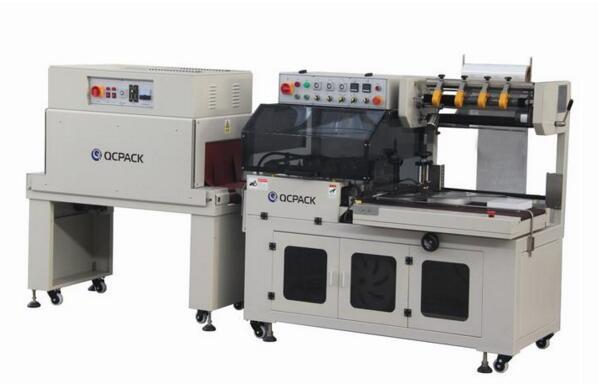 BTA-450A+BM-500 Automatic L type shrink packaging machine
