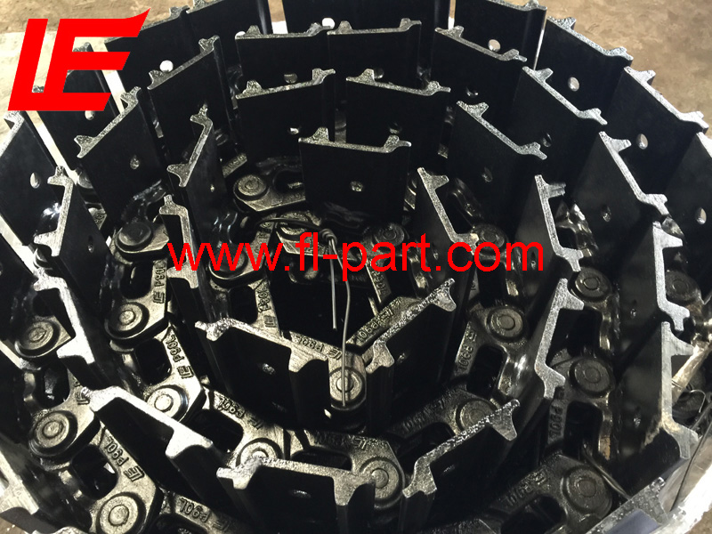 Mini CASE track chain assy CX14