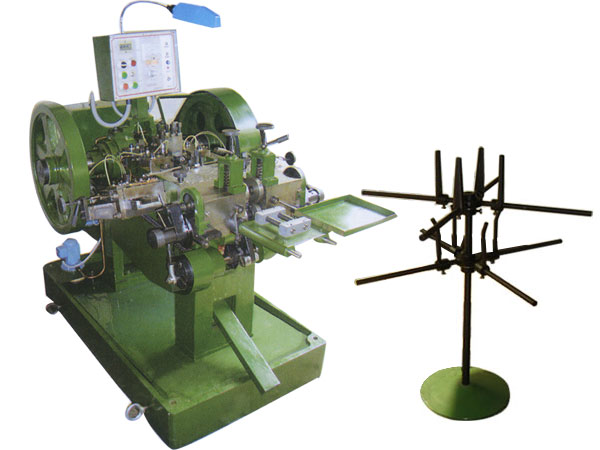 Sell YFC-30 Bimetal Rivet Producing Machine