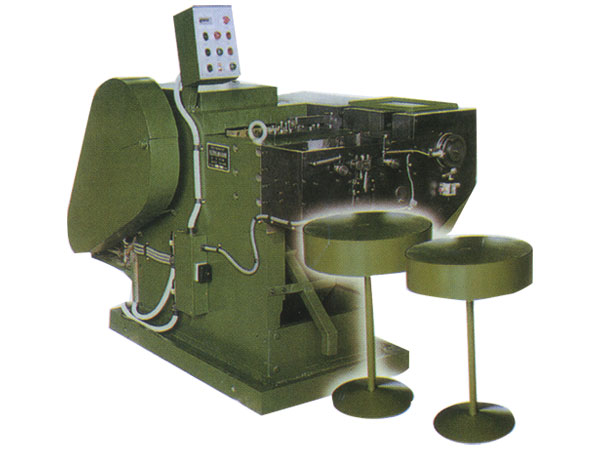 Sell YFC-28 Bimetal Rivet Producing Machine