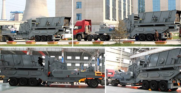 General Introduction to the Mobile Crushing Plant