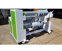 Hauler for pipe manufacturing machine
