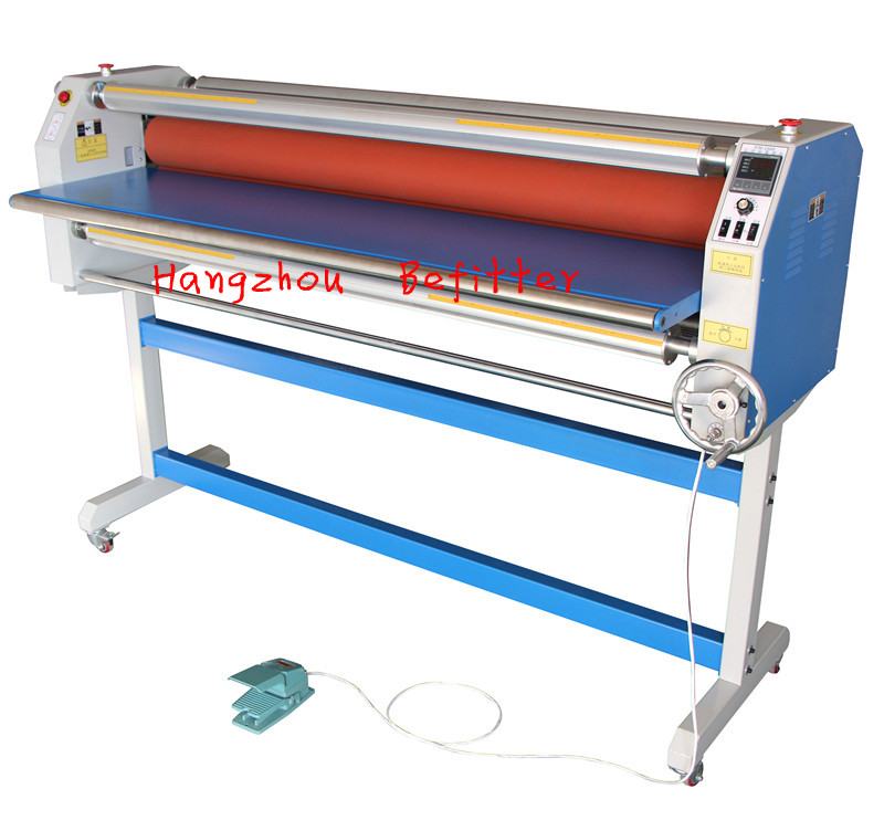 BFT-1600SZ Automatic Single Side Roll Laminator