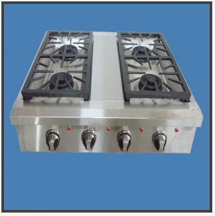 30 inch Stainless Steel Cooktop HCT3001U
