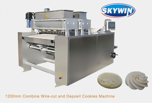 1200mm Cookies Machine