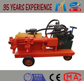 Small Hydraulic Pump Hydraulic Cement Grouting Pump