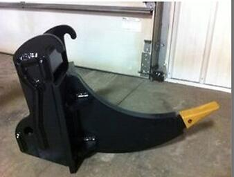 Hot sale backhoe ripper with shank tipper protector