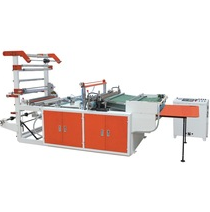 Side Sealing Polythene Bag Making Machine