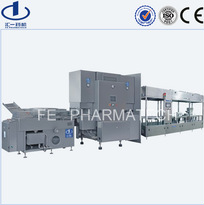 2015 new product vacuum powder filling and sealing machine