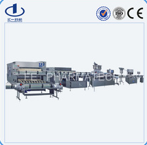 Best selling products automatic glass bottle filling machine