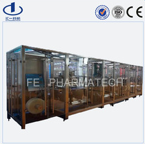 High speed automatic filling machine liquid