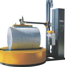 Y2000F Jumbo roll wrapping machine