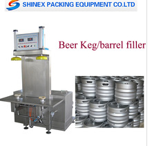 Automatic beer packing machine