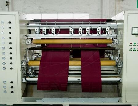 Машина поперечной резки для прирезки безпыльной ткани(1.6M)