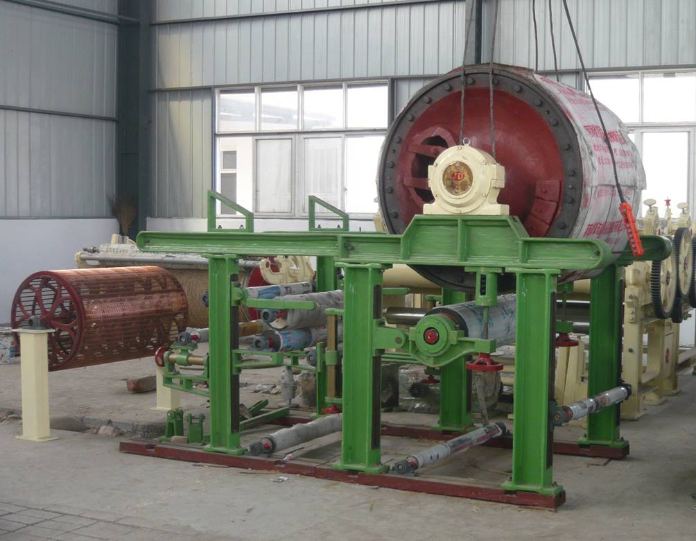 600-787mm toilet paper machine