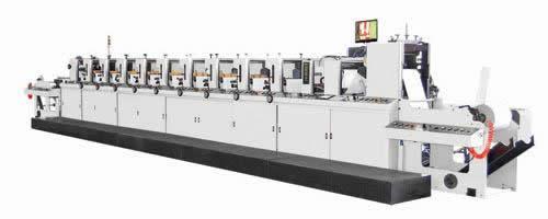 Narrow Wide Flexo Printing Machine