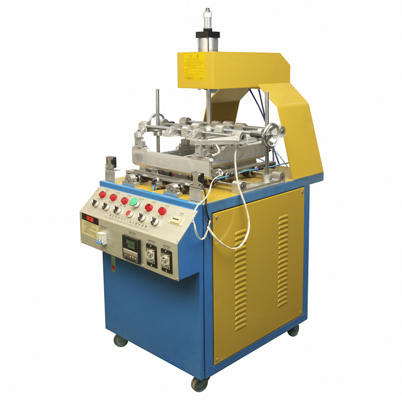 Blister folding machine