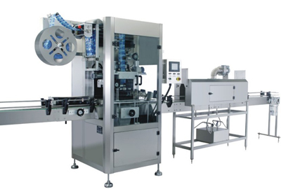 AK-S150 Automatic Sleeve Lableing Machine