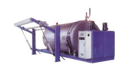 HD618型高温高压卷染机