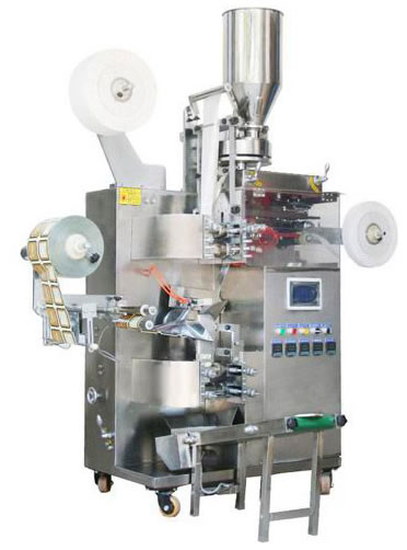 DCK-18 The teabag inside and outside the bag automatic packaging machines