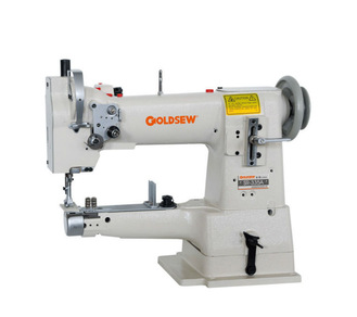 335A unison feed binding sewing machine