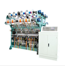 Cost-effective Belt and Braid Knitting Machine for Narrow Fabrics