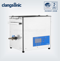 Clangsonic Digital heated ultrasonic lens cleaning cleaner