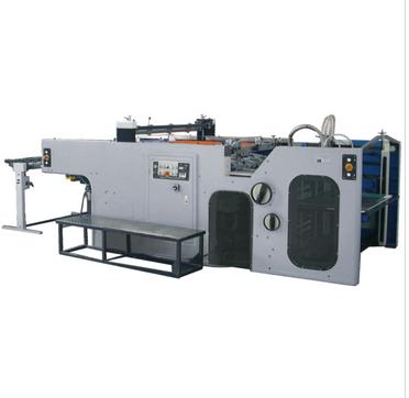 Automatic roller press plane