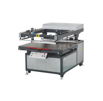 Series oblique-ARM Type Flat Screen Printing Machine