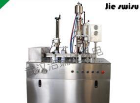 Полуавтоматическая машина заливки аэрозоля CJXH-1600B