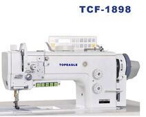 TOPEAGLE TCF-1898 compound feed single needle industrial sewing machine