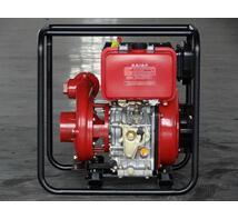 """3 """" high pressure iron cast diesel water pump set"""
