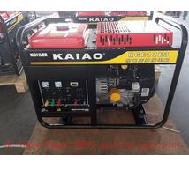 key start open-frame petrol generator with KOHLER Engine(KGE12E3)