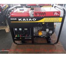 key start open-frame petrol generator with KOHLER Engine(KGE12E3)