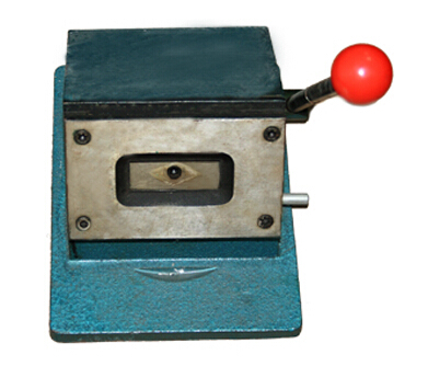 Manual Customized PVC Card Cutter