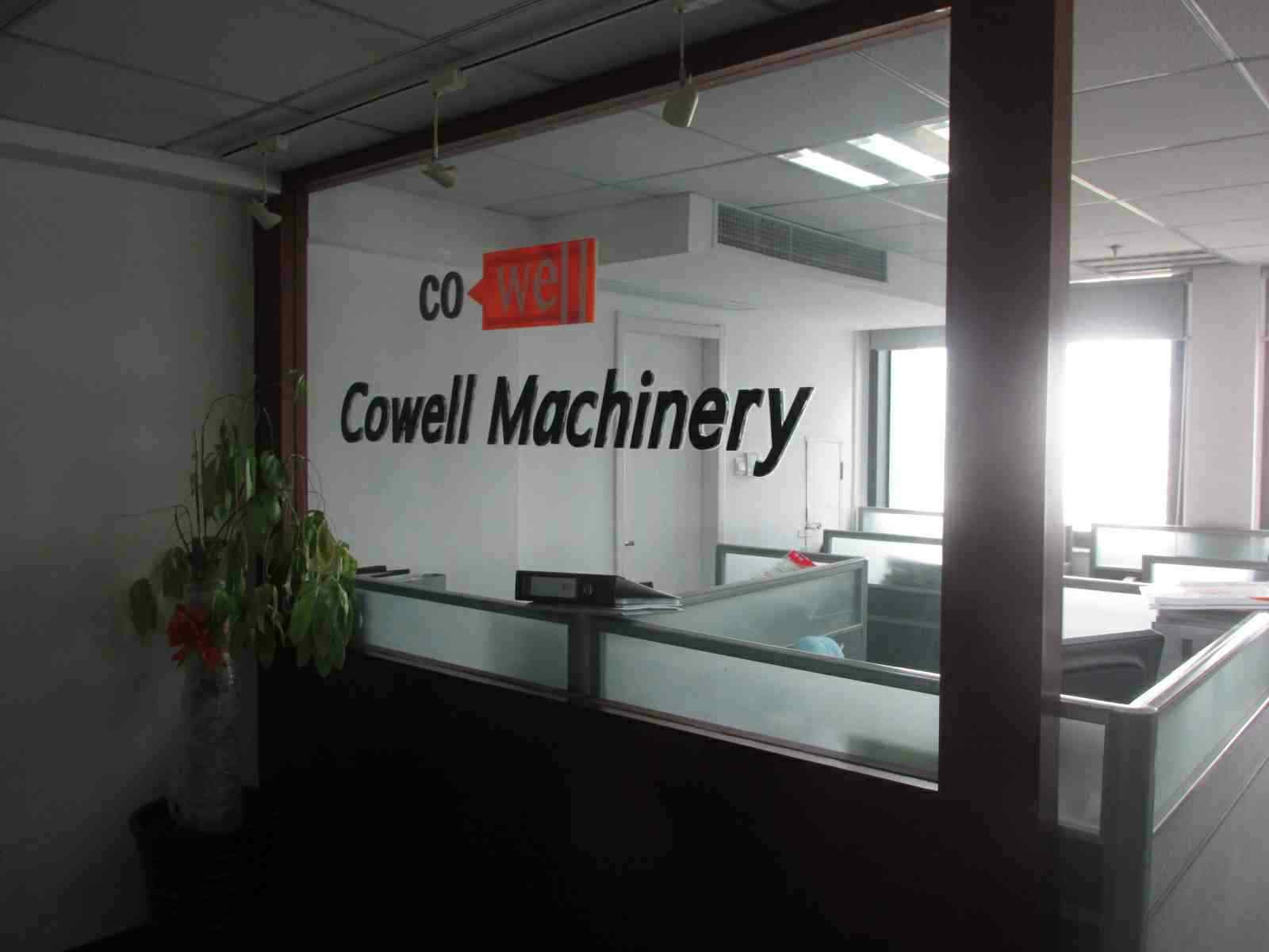 Shanghai Cowell Machinery Co., Ltd.