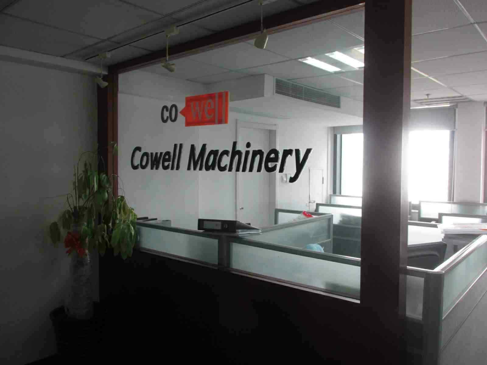 Shanghai Cowell Machinery Co., Ltd.