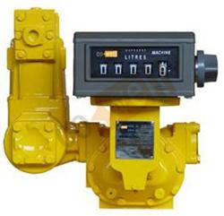 M-50-1流量计带机械计数器,过滤器和分离器