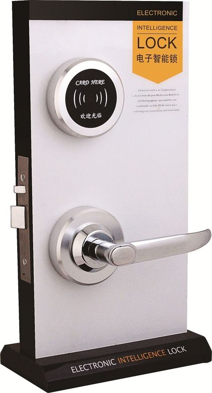 Mifare Hotel Key Card Locks With American Mortise , Waterproof