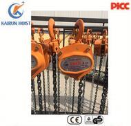 Easy operate 5 ton toyo hand chain block / chain blocks