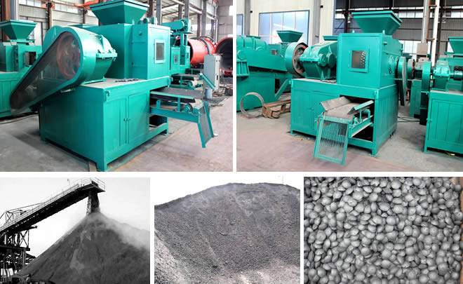Coal Briquette Machine/Coal Pressure Machine